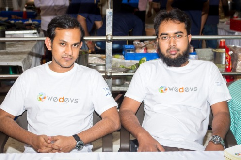 wedevs at wordcamp pune