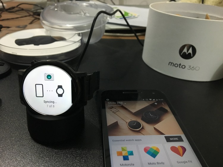 android wear moto 360 second gen